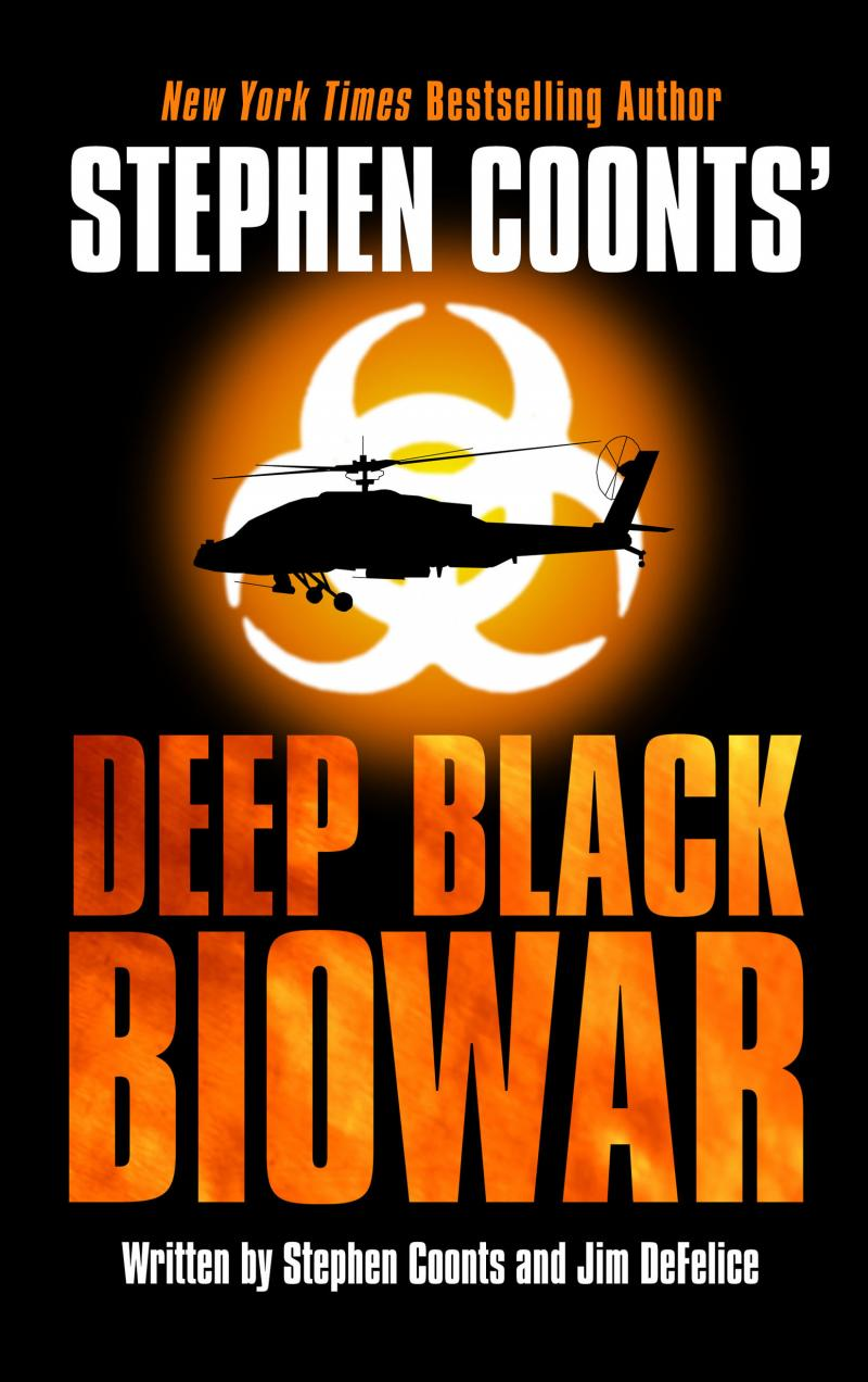 Deep Black Biowar, Large Print Edition